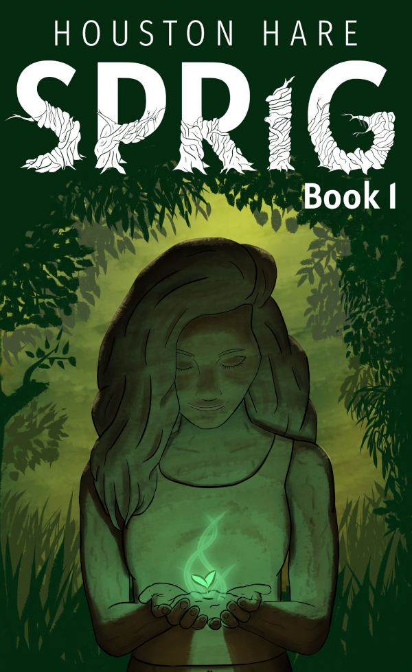 Sprig Book Cover